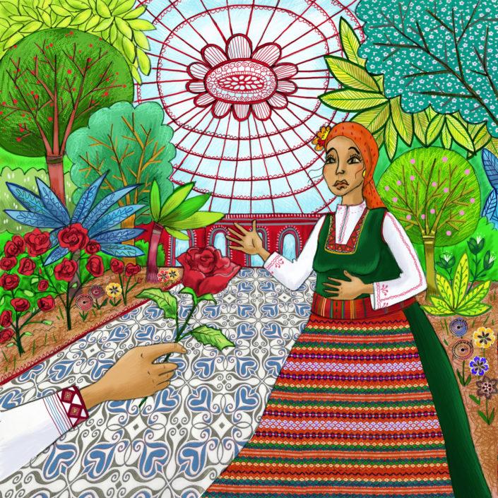 Rose De Bulgarie 4