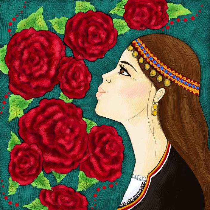 Rose De Bulgarie 5