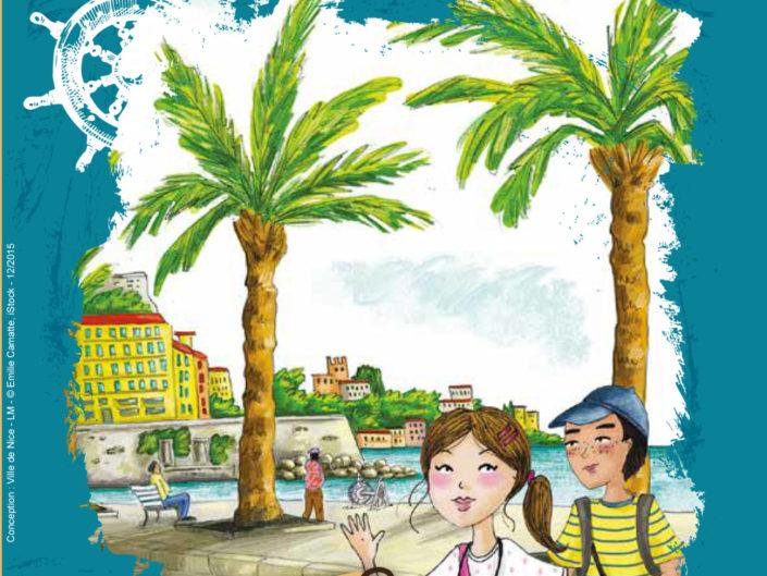 Les aventuriers du patrimoine, la promenade Anglais