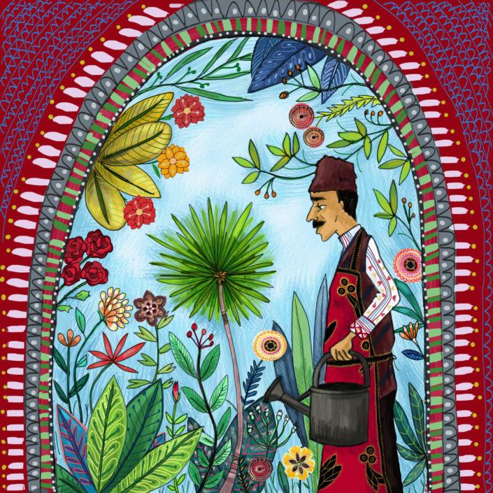 Rose De Bulgarie 1