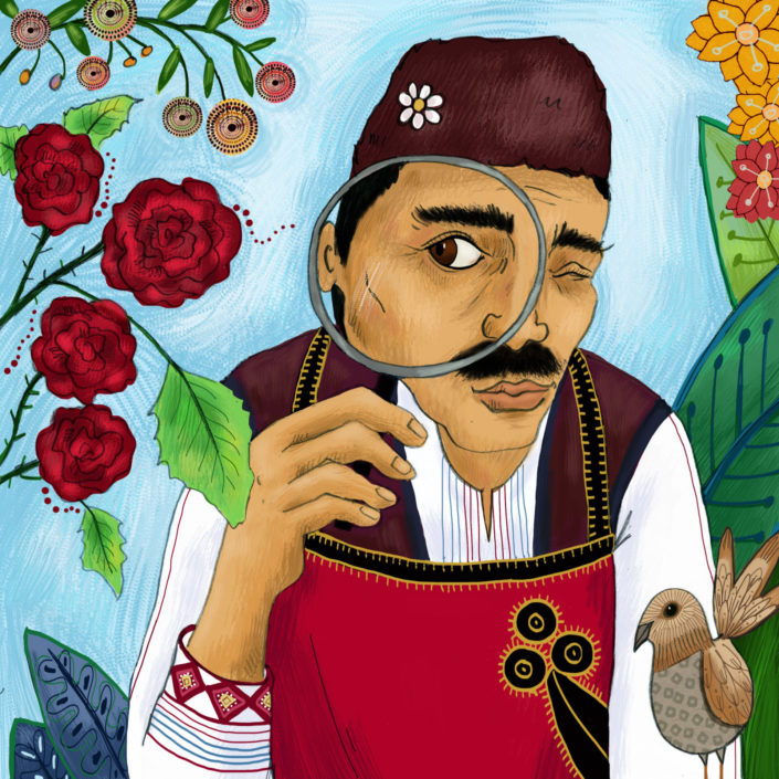 Rose De Bulgarie 2