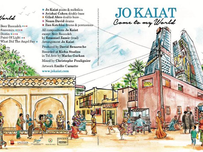 CD Jo Kaiat Double