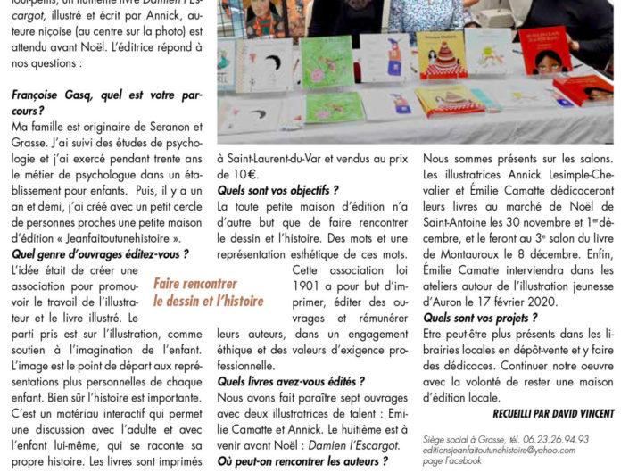 Article Vie Villages N°46