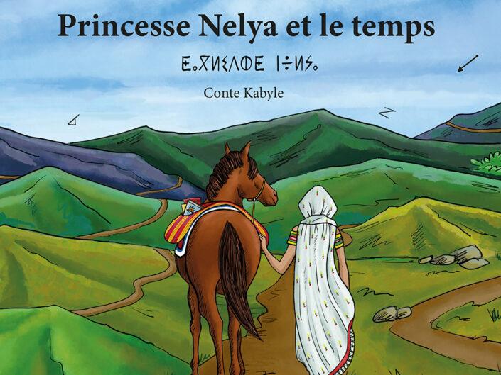 Princesse Nelya Et Le Tempss