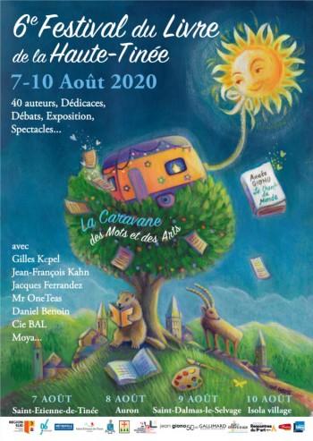 Festival du livre de la Haute-Tinée